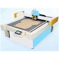 Ruk Box Cutting Machine/Corrugated Board/Sticker/