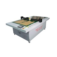 Ruk Paper Pattern Cutting Machine