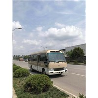 Used / Second Hand Manual Toyota Coaster Made in Japan with Diesel Enigne