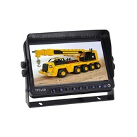 "7"" Colour LCD Vehicle Backup Monitor"
