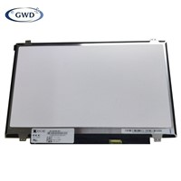"14.0"" 1920x1080 LED Screen for DELL 6J1Y3 LCD LAPTOP 06J1Y3 NV140FHM-N43"