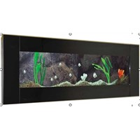 WALL AQUARIUMS FISH TANK AQUARIUM TANK WALL HANGING AQUARIUM
