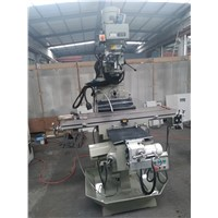 M5 Turret Milling Machine|Vertical Turret Milling Machine