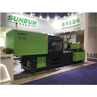 China Sunbun SK230 Vertical / Horizontal High Quality Small Plastic Injection Molding Machine Price