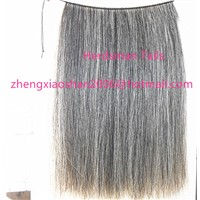 Handmade Horse Mane Extensions & Horse Hair Wefts in All Colors