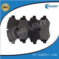 Front Brake Pads 0054202120 9064210400 0044208320 0064208420 for Mercedes Sprinter W906 -Frarry