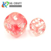 Custom Unique Plastic Dice Custom Unique Plastic Dice