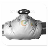 Customized Machine/Tank/Equipment Insulation Jacket/Cover Supplied by Factory Directly