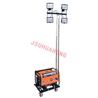 Fire Mobile Lift Lighting Vehicle