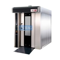 16 Trays Rotary Rack Oven for Bakery in Guangzhou