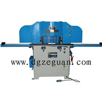 Air Conditioning Outlet Opening Machine, 45 Degree Aluminum Cutting Machine, Furniture Edge Banding Cutting Machine