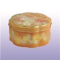 Festival Packaging Tin Boxes with Color Printing