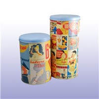 Cartoon Toys Storage Boxes with Color Printing