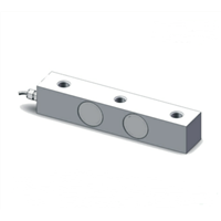 DS-KL Double Ended Shear Beam Load Cell Can Be Used in Silo Weighing/Tank Weighing/ 4t, 5t, 6t. Aluminum, Alloy Steel
