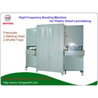 High Frequency Welding Machine for Eyewear Acrylic & Acetate Fiber Frame Laminating