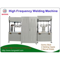 High Frequency Dielectric Welding Machine for Plastic Fabrics Joining
