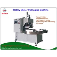 Rotary Semi Automatic Blister Packing Machine