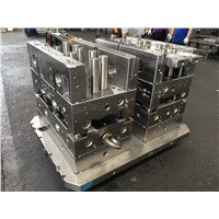 China Mold Maker Tooling Two-Shot Plastic Injection Mold Bases
