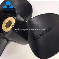 China New 11 3/8x12 Aluminum Outboard Propeller for Mercury 25-60 HP 48-855856A5