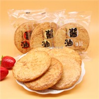 Stainless Steel Advanced Technologysoy Sauce Biscuits Snack Food Making Extruder Machine