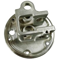 Investment Casting Machinery Parts by JYG Casting