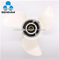"New Marine Boat Aluminum Outboard Propeller 14x19"" Suit for Yamaha 150-250HP Engine 6G5-45945-01-98"