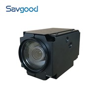 2Megapixel 30x Zoom Starlight Digital LVDS & USB Output Camera Module