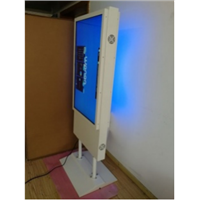 "43"" Indoor Double Sided Kiosk with 450 Nits/1500 Nits"