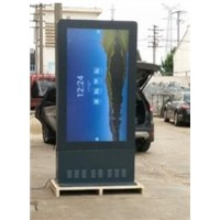 "75"" Outdoor Double Sided Kiosk(1500NITS-3500NITS Option)"