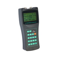 Handheld Portable Ultrasonic Flow Meter for Pipes