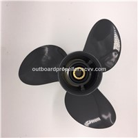 New Aluminum Outboard Propeller 13 1/4X17 P Suit for HONDA 75-130HPengne 58130-ZW1-W31ZA