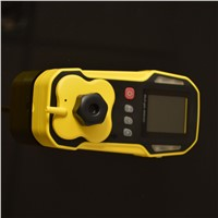 Portable Multi Gas Meter, Biogas Detector Monitor for CH4, CO2, H2S, Biogas Analyzer