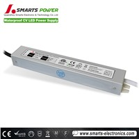 China Supplier Small Waterproof Power Supply 24v 1a 24w LED Bulb Driver