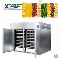 Air Circulation Uniform Energy Saving Heat Pump Dryer For Fruit/Tea Product Machine