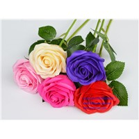 Top Quality Wholesale 50 Pcs Soap Flower Best Gift for Valentine's Day/Mother's Day, Wedding & Home Decoratio25