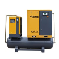 Airhorse 11kw/15hp Screw Air Compressor with Dryer & Receiver