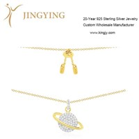 Necklaces Rings Sterling Silver Jewelry Wholesaler