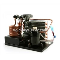 DV1920E Vapour Compression Cycle 12V Cooling Condenser for Mini & Mobile Heating & Cooling Systems