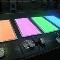 2019 Ultra Slim RGB LED Panel Light for Building Decoration