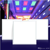 LED Panels Ceiling Slim LED Panel Light 54w Price with 5 Year Warranty, Dmx WiFi Bluetooth RGB RGBW Panel Light