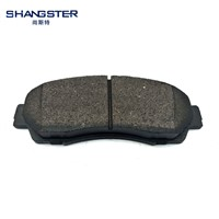 for Toyota Quantum Brake Pads