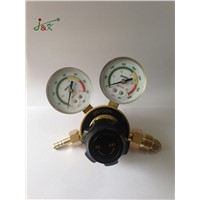 Anti-Explosion Watchcase Brass Oxygen Gas Regulator
