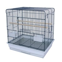 Bird Cage Parrot, High-End Luxury Bird Cage, Aviary, Flight Cage, Steel Iron Bird Parrot Cage