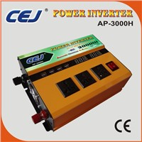Power Inverter (3000w) UPS Battery Charger Solar Energy