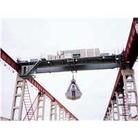 Bridge Grab Crane Use Characteristics