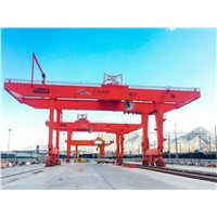 Double Main Beam Gantry Crane Features