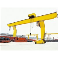 Gantry Crane Use Characteristics Introduction