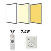 Dimmable LED Panel Light 20W 40W 54W Wireless CCT Tunable LED Panel
