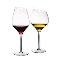 Blown Glass Wine Glasses White Wine Glass Shape