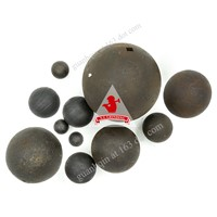 Dia 20mm-150mm Forged Steel Grinding Ball For Ball Mill